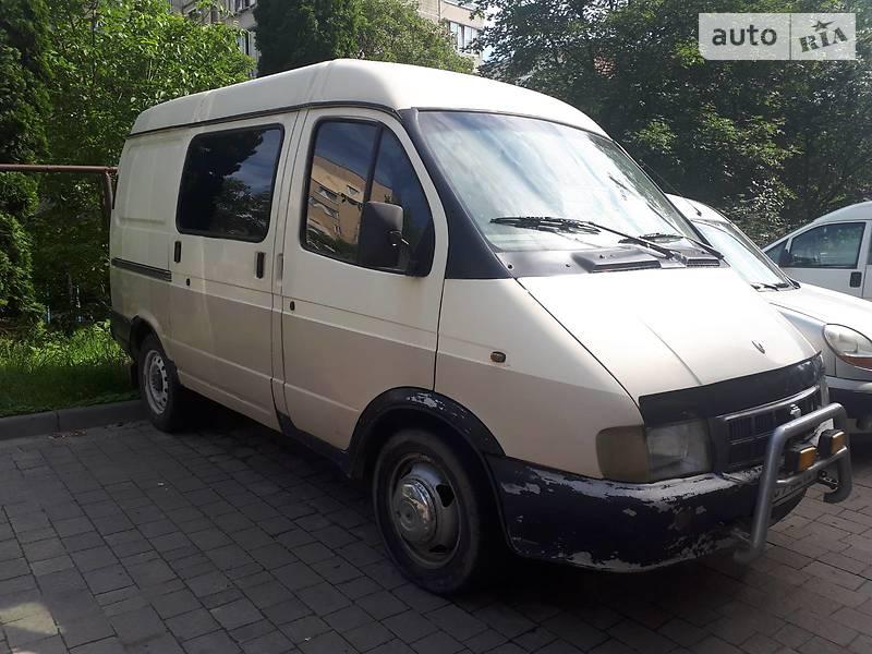 ГАЗ 2753 Соболь