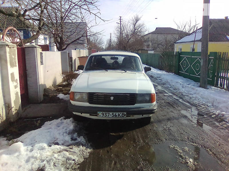 ГАЗ 31022