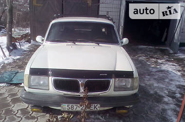 ГАЗ 31029 переходная модель 1994