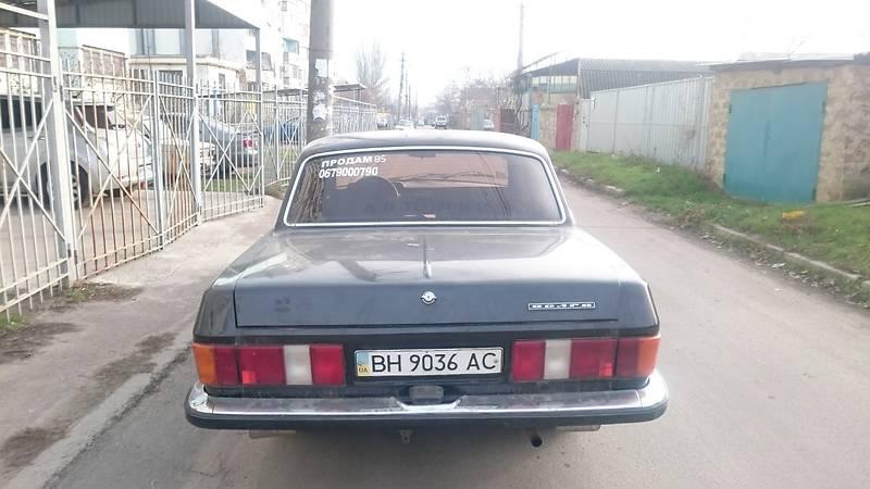 ГАЗ 3102 1985 року