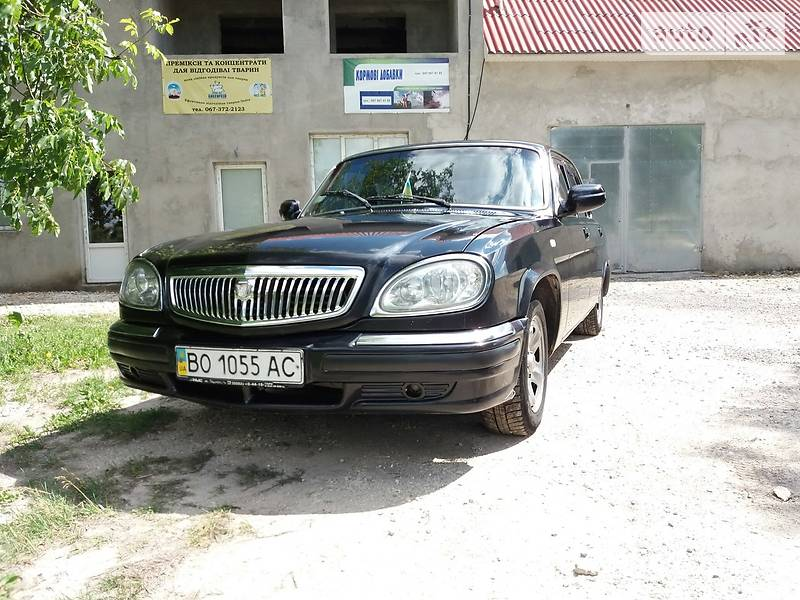 ГАЗ 31105 2005 года