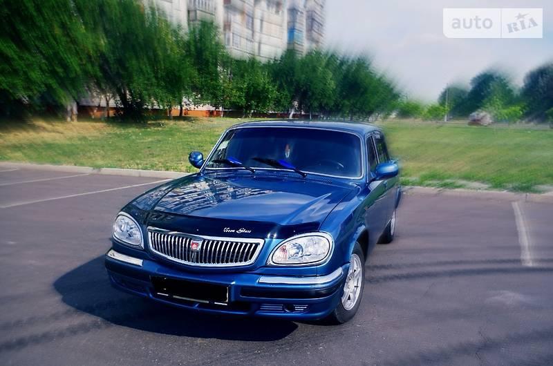 ГАЗ 31105 2004 року