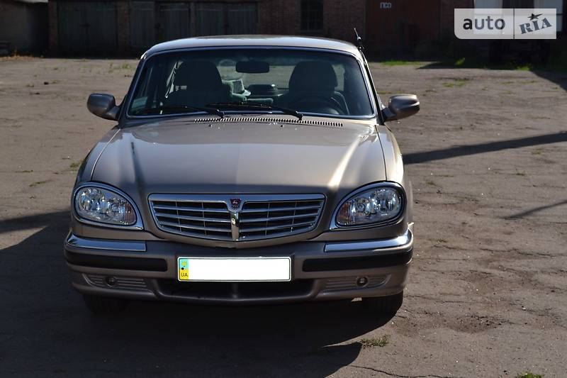 ГАЗ 31105 2005 року