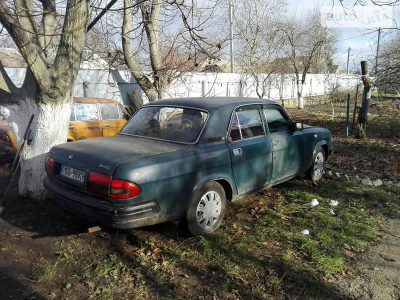 ГАЗ 31105 2000 року