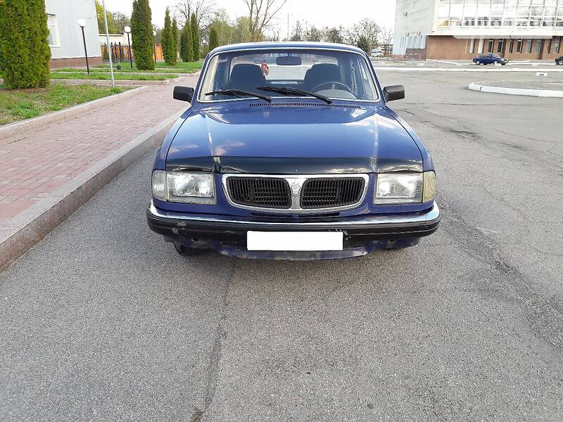 ГАЗ 3110 1999 года