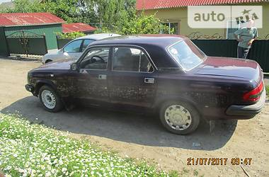 ГАЗ 3110  1991