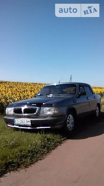 ГАЗ 3110 2004 года