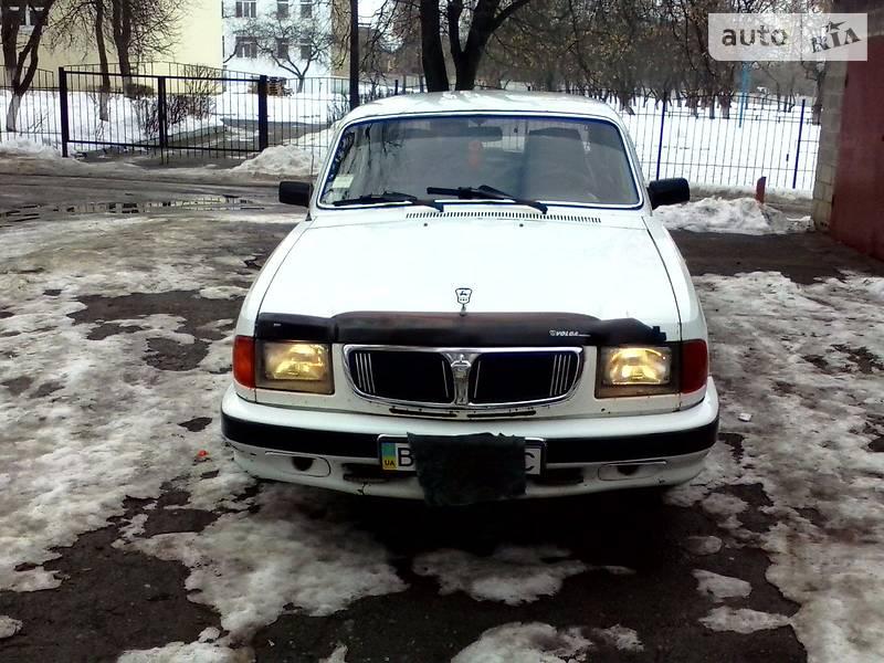 ГАЗ 3110 2000 року