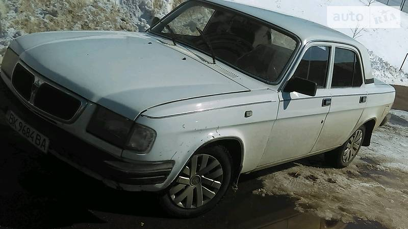 ГАЗ 3110 2001 года