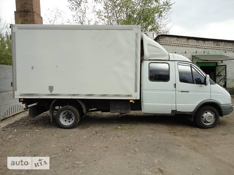 ГАЗ 3202 Газель