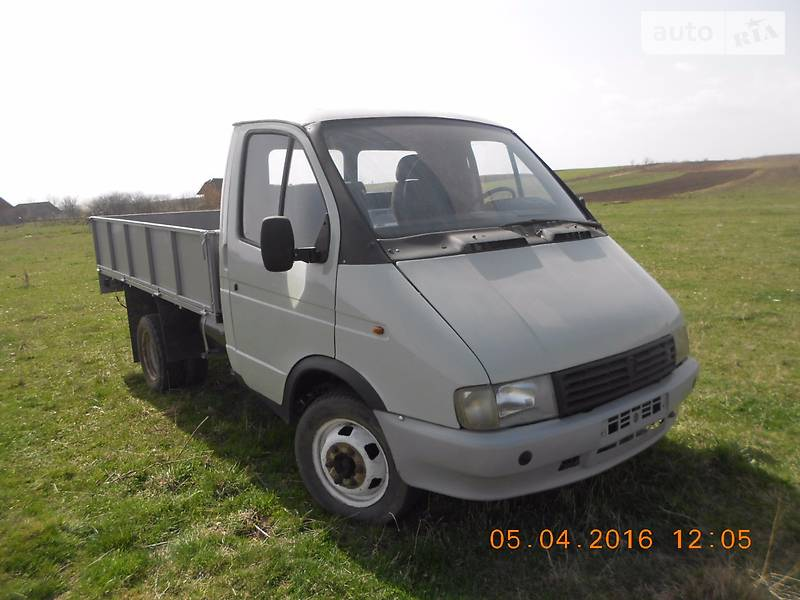 ГАЗ 3202 Газель 2000 року