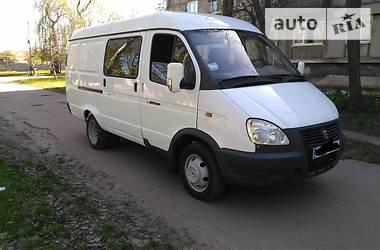 ГАЗ 3202 Газель 6767676 2009