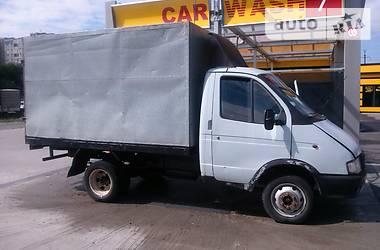 ГАЗ 3202 Газель   2001
