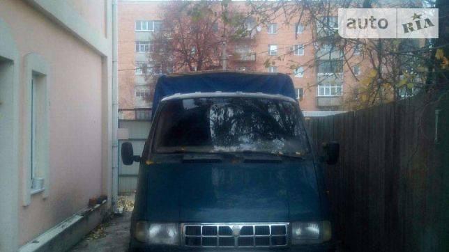 ГАЗ 3202 Газель 2001 года