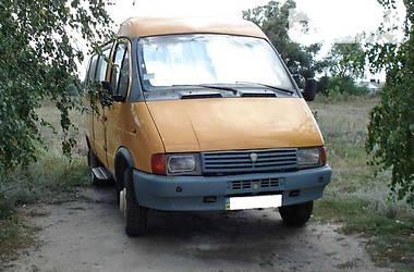ГАЗ 3221 Газель 3234 1997