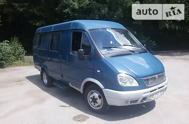 ГАЗ 3221 Газель  2003