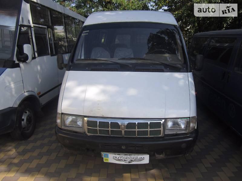 ГАЗ 3221 Газель 2001 года