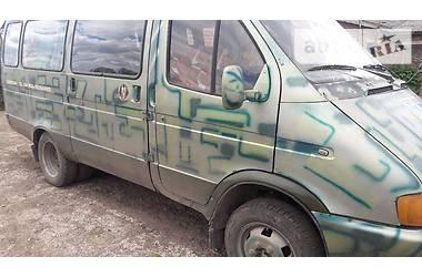 ГАЗ 32213 Газель  1998