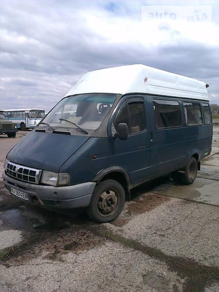 ГАЗ 32213 Газель 2000 года