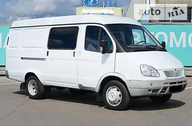 ГАЗ 32213 Газель ВП6 BUSINESS 2012