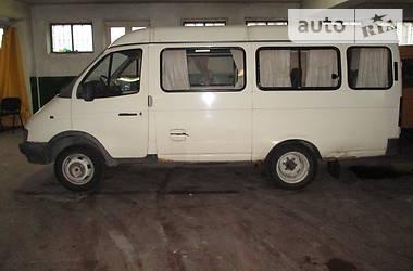 ГАЗ 32213 Газель  1999