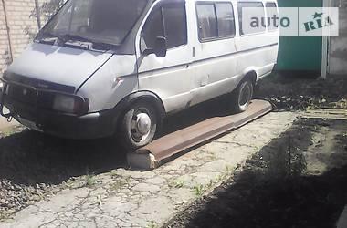 ГАЗ 322132  1997
