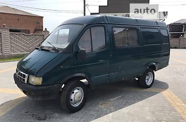 ГАЗ 322132  2001
