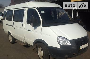 ГАЗ 32213  2013