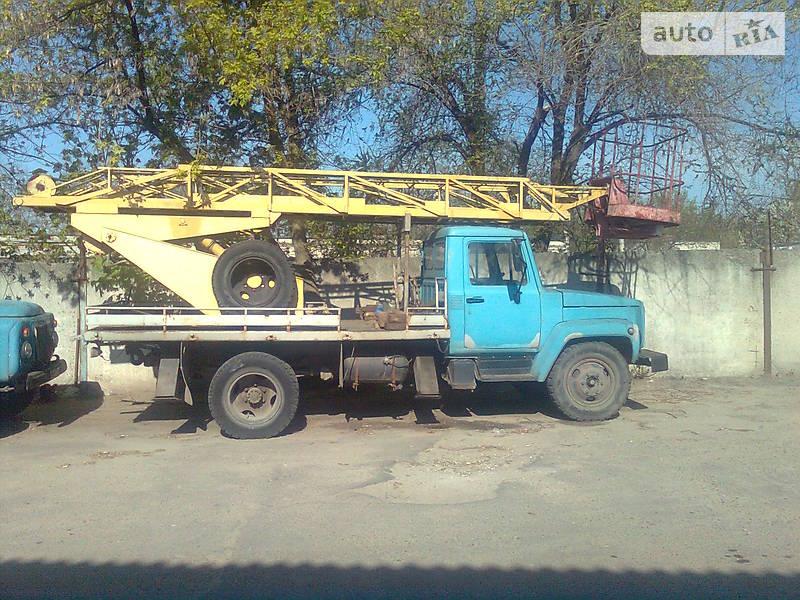 ГАЗ 33-07 1996 года