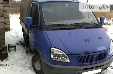ГАЗ 3302 Газель 415 2006