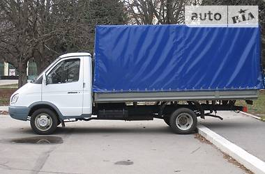 ГАЗ 3302 Газель LONG 2009