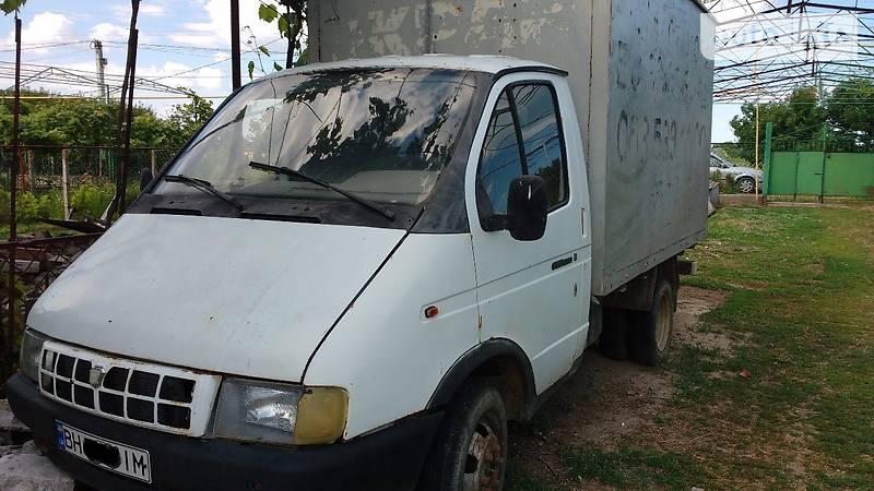 ГАЗ 3302 Газель 2001 року