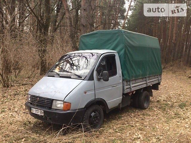 ГАЗ 3302 Газель 1995 року