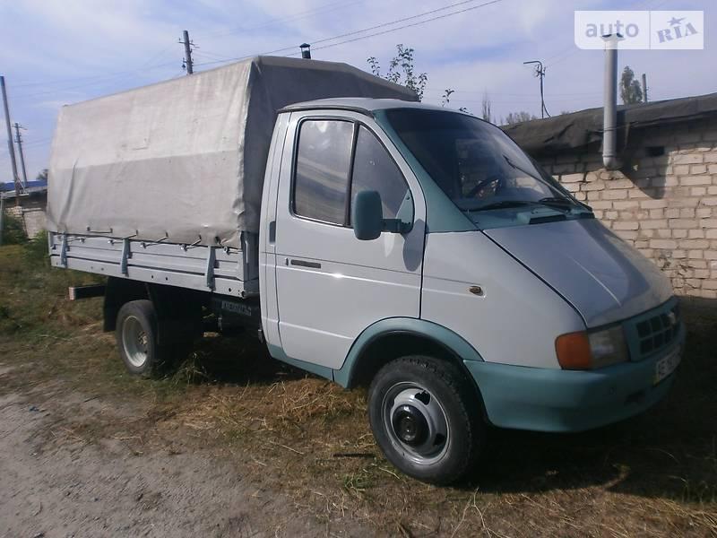 ГАЗ 3302 Газель 2000 года