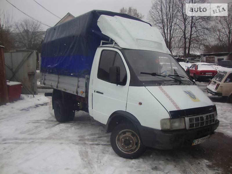 ГАЗ 3302 Газель 2000 року