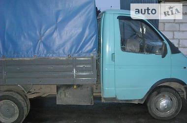 ГАЗ 33021 Газель  1996