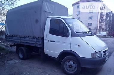 ГАЗ 33021 Газель  2000