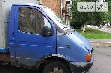 ГАЗ 33021 Газель  1995