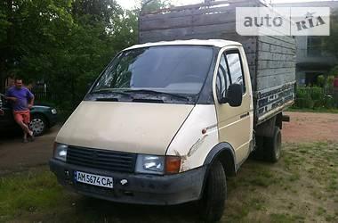 ГАЗ 33021 Газель  1998