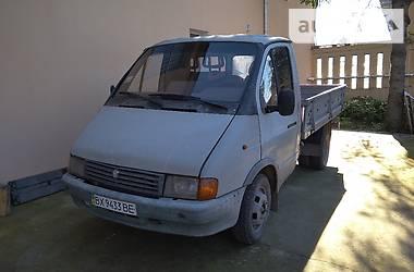 ГАЗ 33021 Газель  1999
