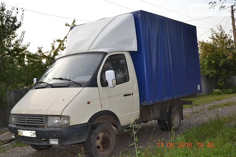 ГАЗ 33021 1998 года