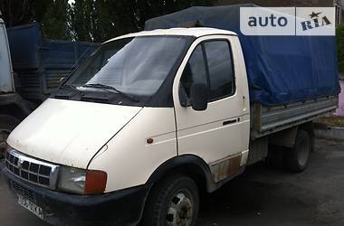 ГАЗ 33021  1997
