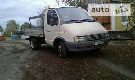 ГАЗ 33021 1999 года
