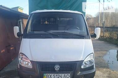 ГАЗ 33021  2005