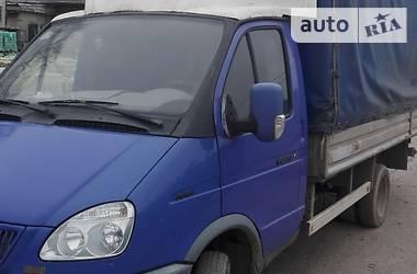 ГАЗ 33022  2008