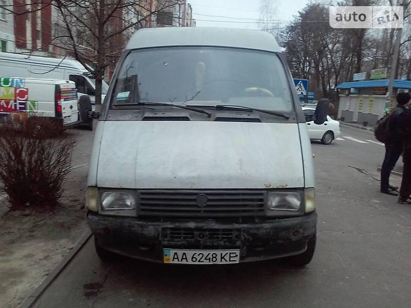 ГАЗ 33023 Газель 1999 года