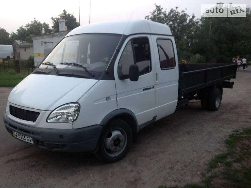 ГАЗ 33023 Газель 2003 года