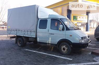 ГАЗ 33023 Газель  2001