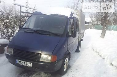 ГАЗ 33023 Газель  1996