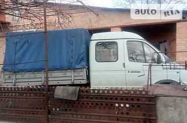 ГАЗ 33023 Газель  1999
